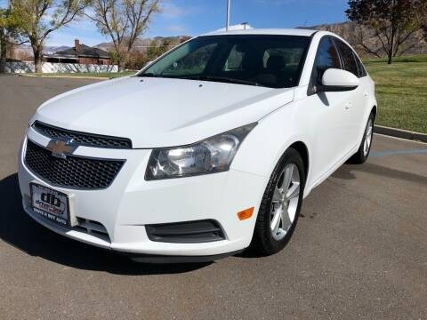 2014 Chevrolet Cruze for sale at DRIVE N BUY AUTO SALES in Ogden UT