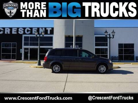 2019 Dodge Grand Caravan for sale at Crescent Ford in Harahan LA