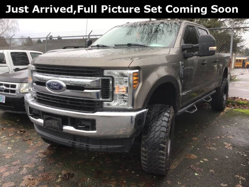 2018 Ford F-250 Super Duty for sale at Royal Moore Custom Finance in Hillsboro OR