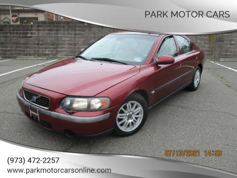 2003 Volvo S60 for sale at Park Motor Cars in Passaic NJ