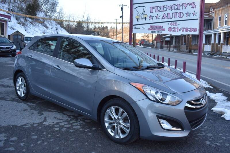 2015 Hyundai Elantra GT for sale at Frenchy's Auto LLC. in Pittsburgh PA