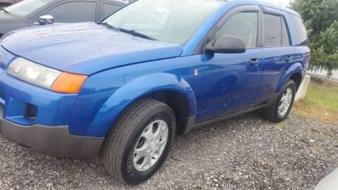 2004 Saturn Vue for sale at Jeffreys Auto Resale, Inc in Clinton Township MI
