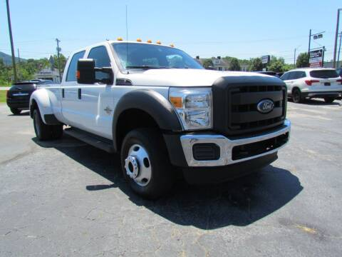 2014 Ford F-450 Super Duty for sale at Hibriten Auto Mart in Lenoir NC