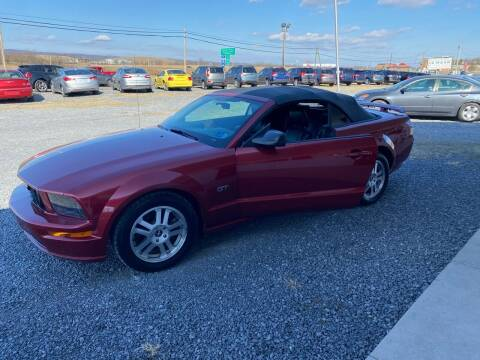 2006 Ford Mustang for sale at Tri-Star Motors Inc in Martinsburg WV