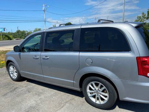 2018 Dodge Grand Caravan for sale at Mark Regan Auto Sales in Oswego NY