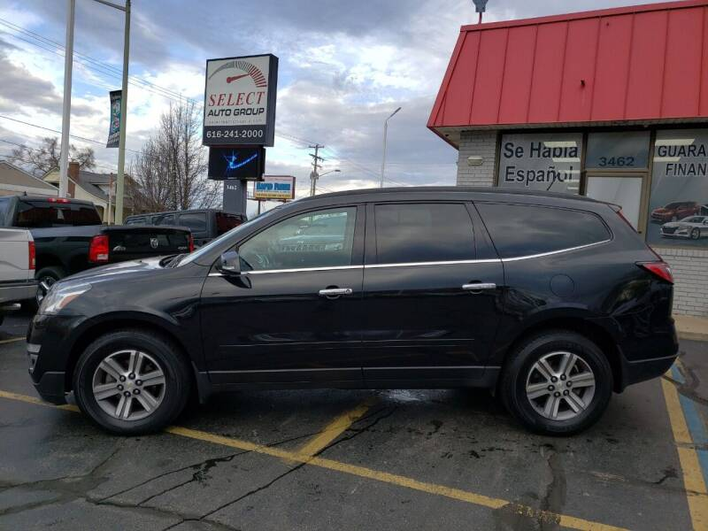 2015 Chevrolet Traverse for sale at Select Auto Group in Wyoming MI