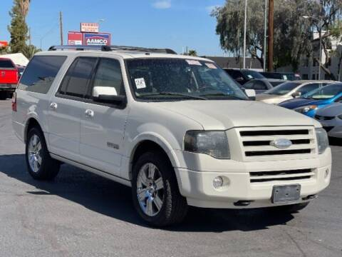 2008 Ford Expedition EL for sale at Brown & Brown Wholesale in Mesa AZ