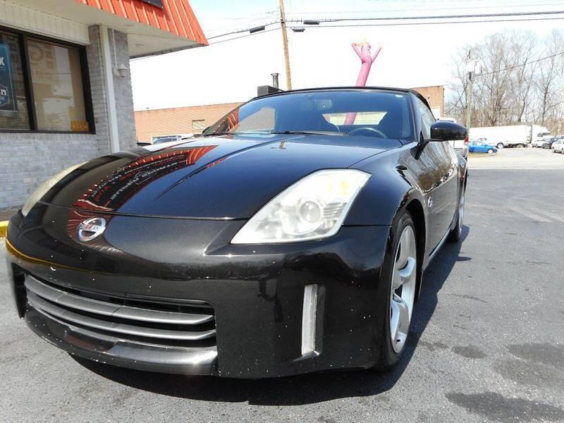 2006 Nissan 350Z for sale at Super Sports & Imports in Jonesville NC