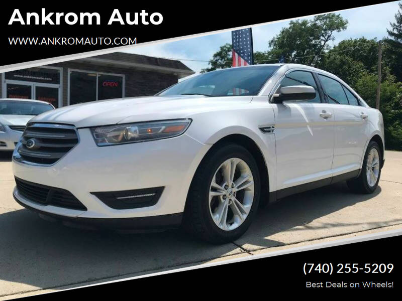 2014 Ford Taurus for sale at Ankrom Auto in Cambridge OH