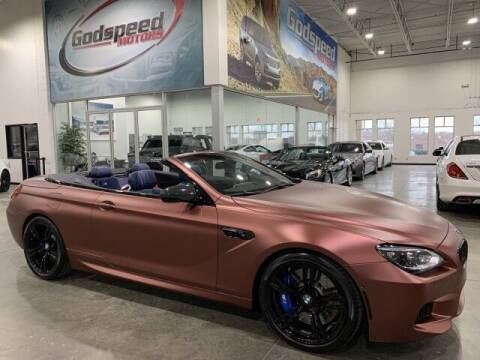 2013 BMW M6 for sale at Godspeed Motors in Charlotte NC