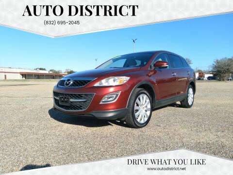 2010 Mazda CX-9 for sale at Auto District in Baytown TX