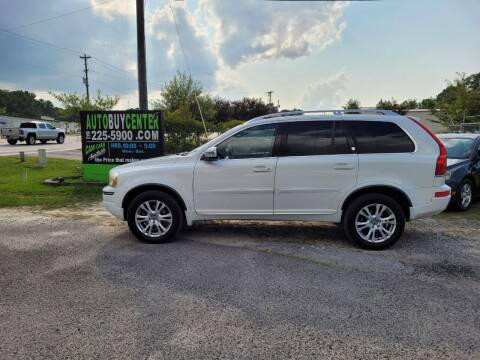 2013 Volvo XC90 for sale at AutoBuyCenter.com in Summerville SC