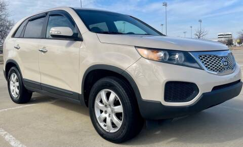 2011 Kia Sorento for sale at Driveline Auto Solution, LLC in Wylie TX