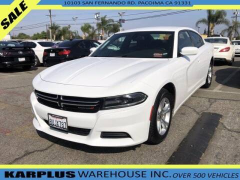 2016 Dodge Charger for sale at Karplus Warehouse in Pacoima CA