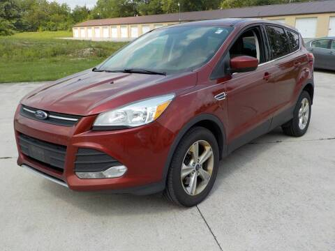 2015 Ford Escape for sale at Automotive Locator- Auto Sales in Groveport OH