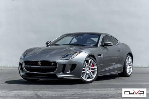 2017 Jaguar F-TYPE for sale at Nuvo Trade in Newport Beach CA