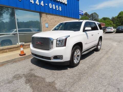 2015 GMC Yukon for sale at Southern Auto Solutions - 1st Choice Autos in Marietta GA