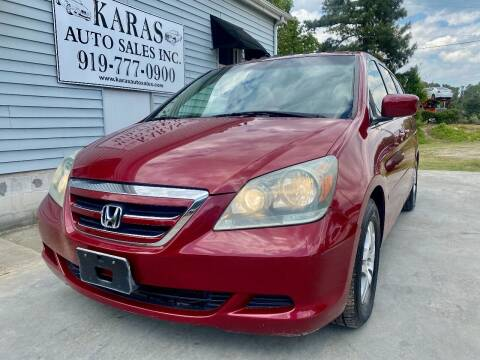 2005 Honda Odyssey for sale at Karas Auto Sales Inc. in Sanford NC