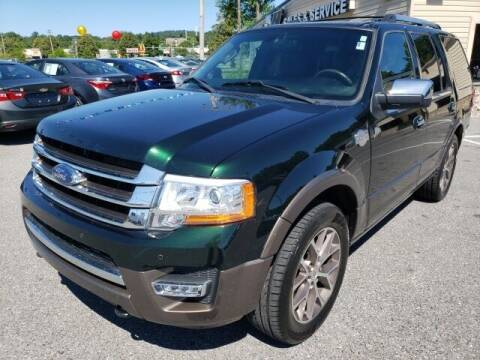 2016 Ford Expedition for sale at Hi-Lo Auto Sales in Frederick MD