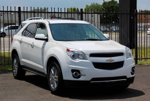 2015 Chevrolet Equinox for sale at Avanesyan Motors in Orem UT
