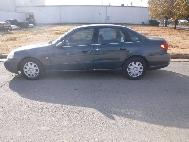 2003 Saturn L-Series for sale at ALL Auto Sales Inc in Saint Louis MO