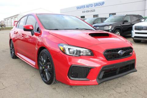 2019 Subaru WRX for sale at SHAFER AUTO GROUP in Columbus OH