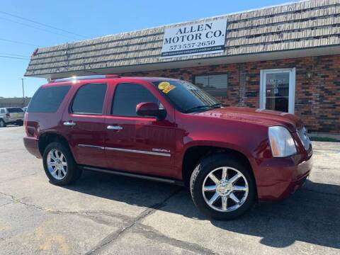 2011 GMC Yukon for sale at Allen Motor Company in Eldon MO