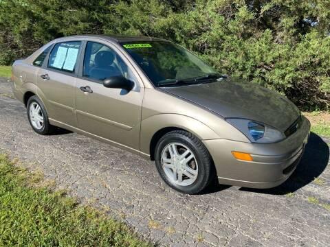 2003 Ford Focus for sale at Kansas Car Finder in Valley Falls KS