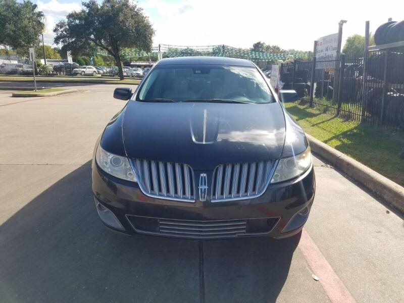 2009 Lincoln MKS for sale at Nation Auto Cars in Houston TX