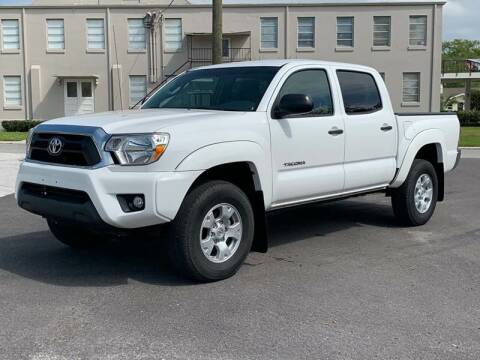 2015 Toyota Tacoma for sale at Consumer Auto Credit in Tampa FL