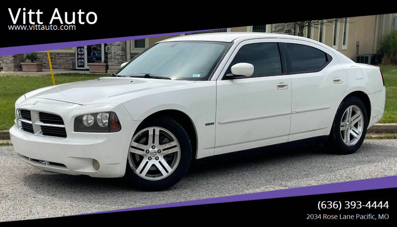 2007 Dodge Charger for sale at Vitt Auto in Pacific MO