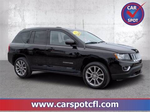 2016 Jeep Compass for sale at Car Spot Of Central Florida in Melbourne FL