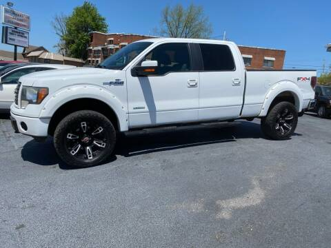 2011 Ford F-150 for sale at All American Autos in Kingsport TN