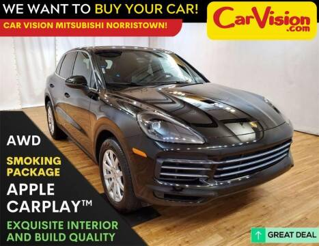 2019 Porsche Cayenne for sale at Car Vision Mitsubishi Norristown in Trooper PA