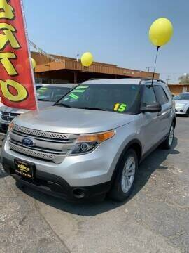 2015 Ford Explorer for sale at Los Primos Auto Plaza in Antioch CA