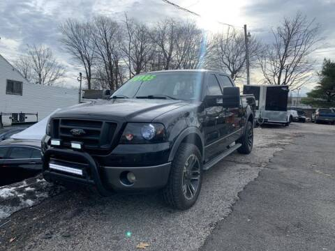 2008 Ford F-150 for sale at Car VIP Auto Sales in Danbury CT