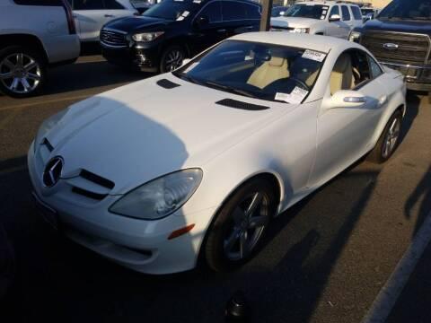 2008 Mercedes-Benz SLK for sale at Cars Now KC in Kansas City MO