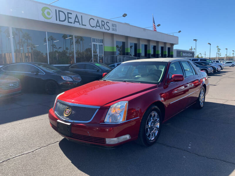 2008 Cadillac DTS for sale at Ideal Cars in Mesa AZ