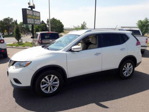 2016 Nissan Rogue for sale at More-Skinny Used Cars in Pueblo CO