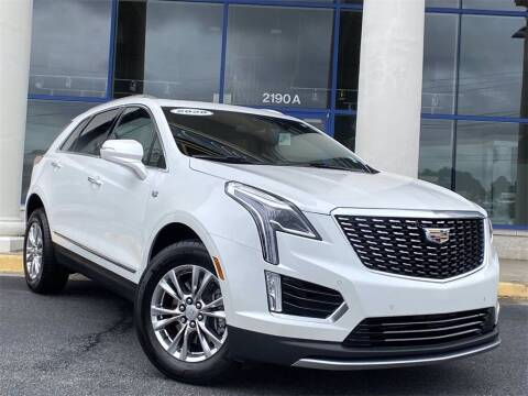 2020 Cadillac XT5 for sale at Capital Cadillac of Atlanta in Smyrna GA