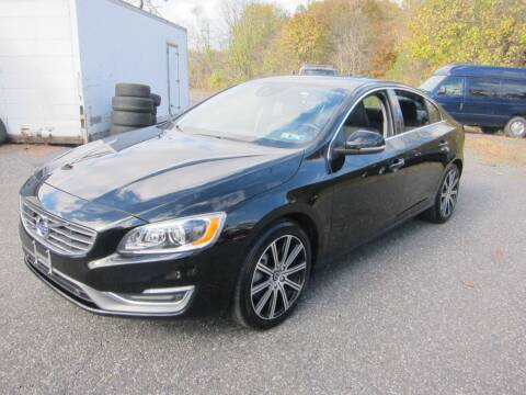2018 Volvo S60 for sale at K & R Auto Sales,Inc in Quakertown PA