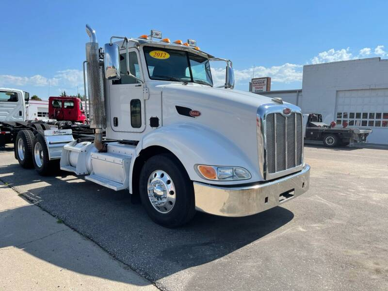2012 Peterbilt 385 for sale at Money Trucks Inc in Hill City KS