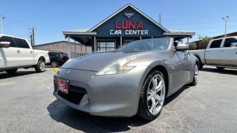 2010 Nissan 370Z for sale at LUNA CAR CENTER in San Antonio TX