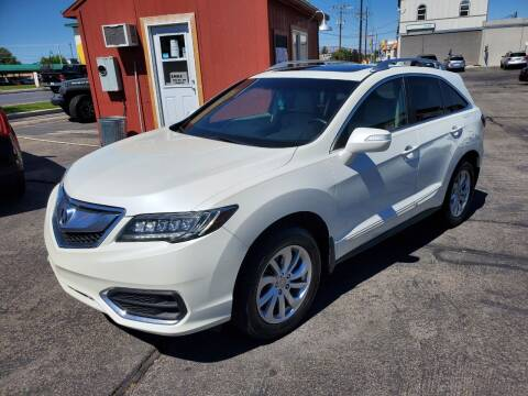 2017 Acura RDX for sale at Curtis Auto Sales LLC in Orem UT