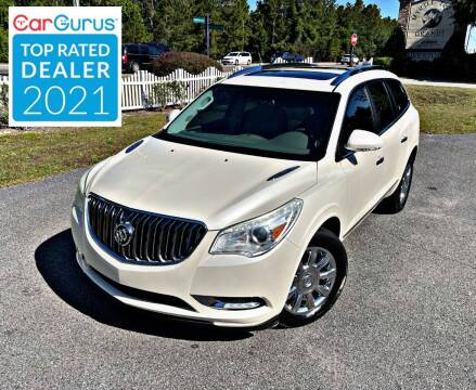 2013 Buick Enclave for sale at Brothers Auto Sales of Conway in Conway SC