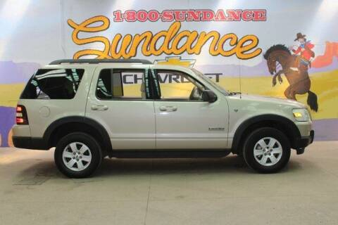 2007 Ford Explorer for sale at Sundance Chevrolet in Grand Ledge MI