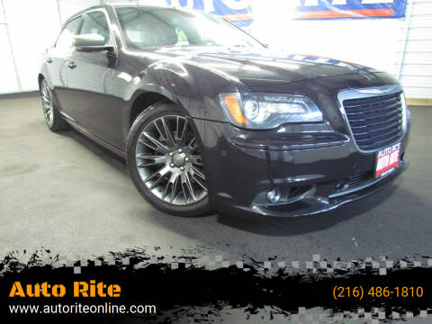 2013 Chrysler 300 for sale at Auto Rite in Cleveland OH