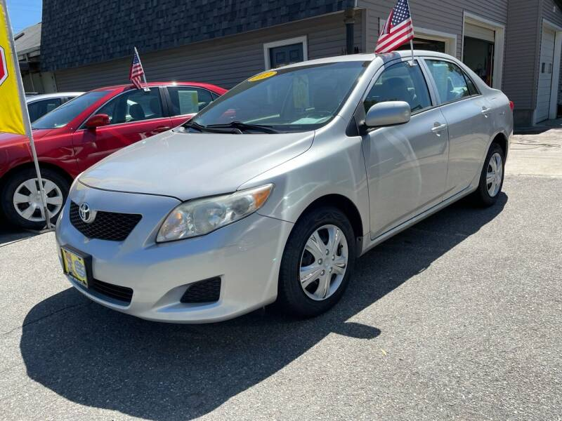 2010 Toyota Corolla for sale at JK & Sons Auto Sales in Westport MA