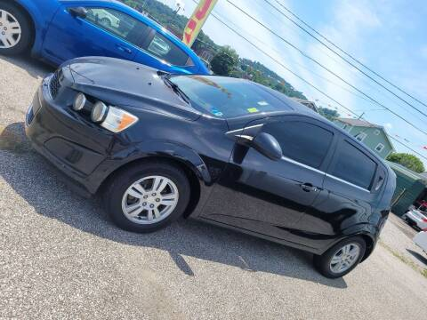 2014 Chevrolet Sonic for sale at Sissonville Used Car Inc. in South Charleston WV