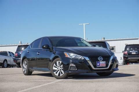 2019 Nissan Altima for sale at Douglass Automotive Group - Douglas Nissan in Waco TX